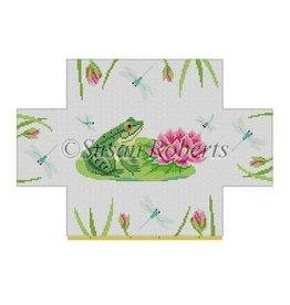 Susan Roberts Frog & Dragonfly Brick Cover