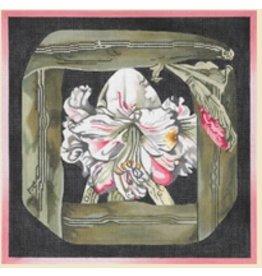 Fleur de Paris Flower - Lily<br />11&quot; x 11&quot;
