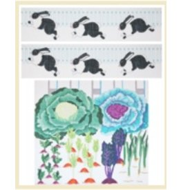 Fleur de Paris How Does Your Garden Grow<br />Child&#039;s Director Chair