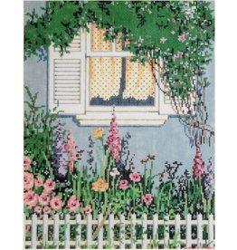 Fleur de Paris Larkspur<br />8&quot; x 10&quot;