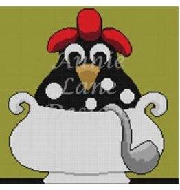 Annie Lane Designs Chicken Soup<br />12&quot; x 12&quot;