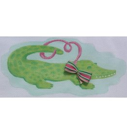 Kate Dickerson Gator with Lease<br />