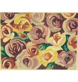 Judi &amp; Co Roses &amp; Ruffles<br />9.5&quot; x 13&quot;