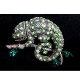 Elizabeth Turner Gecko - magnet