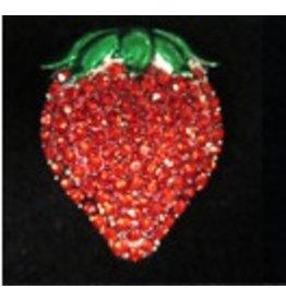 Elizabeth Turner Strawberry magnet