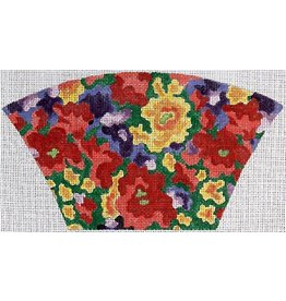 Elizabeth Turner Fan Clutch Purse - <br />