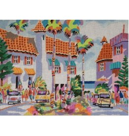 Purple Palm Designs Venice II<br />