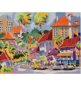 Purple Palm Designs Tourist Season II<br />
