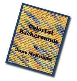June McKnight Colorful Backgrounds