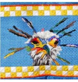 Waterweave Secretary Bird<br />8.5&quot; x 6&quot;