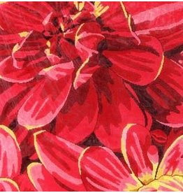 Jean Smith Designs Red Dahlia Rug<br />