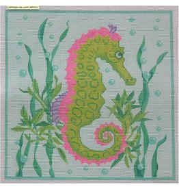 Kate Dickerson Under-the-sea seahorse<br />