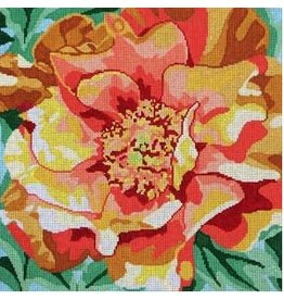 Jean Smith Designs Tree Peony  Royal<br />