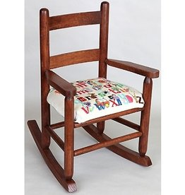 Sudberry House New child's rocker - dark wood