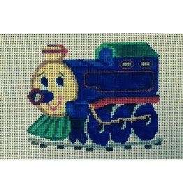Anne Brinkley Train Engine<br />