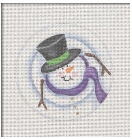 Pepperberry Design Stacked Snowman - Sam<br />