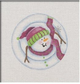 Pepperberry Design Stacked Snowman - Samatha<br />
