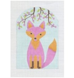 Ruth Schmuff Spring Fox w/Stitch Guide<br />