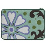 Alice Peterson White Heart Floral<br />