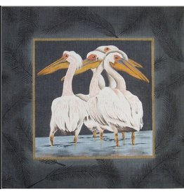 Julia Pelicans &amp; Feathers<br />