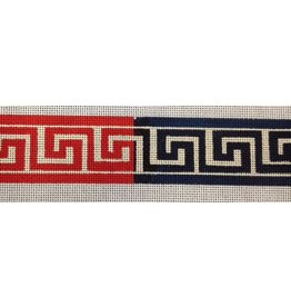 Itz A Stitch Greek Key belt<br />