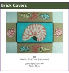 Alice Peterson Nautilus shell brickcover