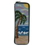 Alice Peterson Tropical Beach half specs<br />Stitch &amp; Zip