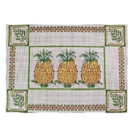 Alice Peterson Three Pineapples<br />
