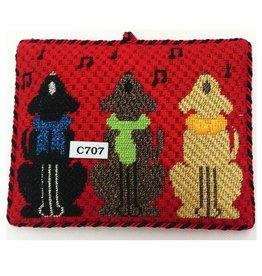 The Princess & Me Labrador Chorus - ornament