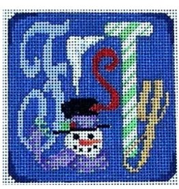 """Associated Talent Frosty Square - 4.25"""" 4.25"""""""