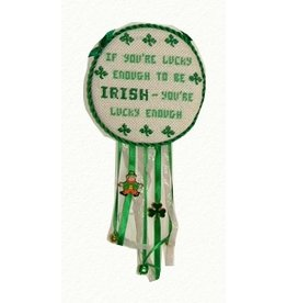 Canvas Connection Luck of the Irish - ornament