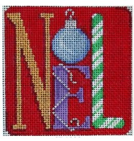 Associated Talent Noel Square Coaster<br />