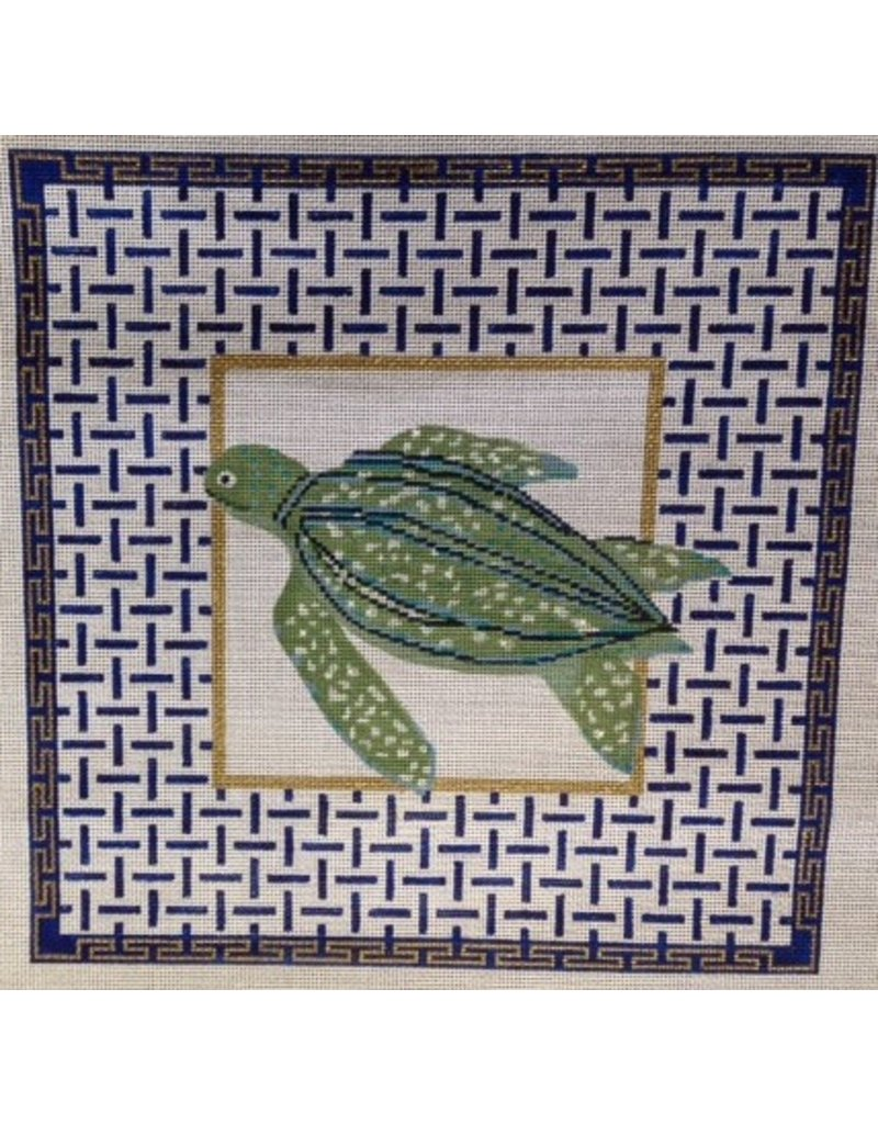 Alice VanTrese Leatherback Turtle<br />
