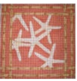 Associated Talent Sea Stars Bamboo Border<br />