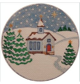 Julie Mar Country Church<br />4.5&quot; round
