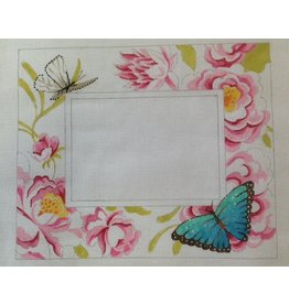 Colors of Praise Pink Floral with Butterflies<br />