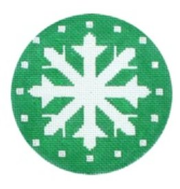 Melissa Shirley Snowflake ornament<br />