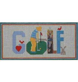 Danji Golf<br />14&quot; x 8&quot;