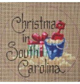 Danji Christmas in SC ornament