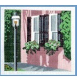 Danji Street Lamp Pink House<br />