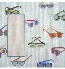 Needle Crossing Sunglasses eye glass case