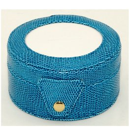 Gift Box / Blue<br />4&quot; Round