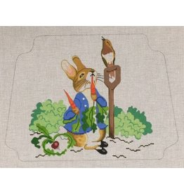 Kate Dickerson Peter Rabbit - chair seat/pillow<br />