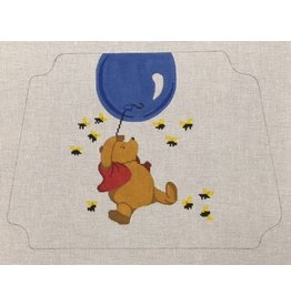 Kate Dickerson Pooh Bear w/Balloon<br />