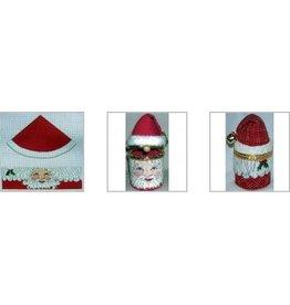 Julia Round Santa