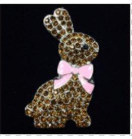 Elizabeth Turner Chocolate Bunny - magnet