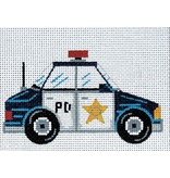 Alice Peterson Small Police Car