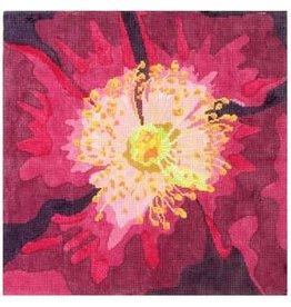 Jean Smith Designs Flower Focus #3<br />14&quot; x 14&quot;