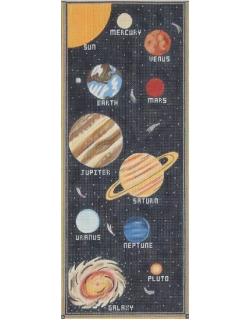 Alice Peterson Planets Galore<br />9&quot; x23&quot;