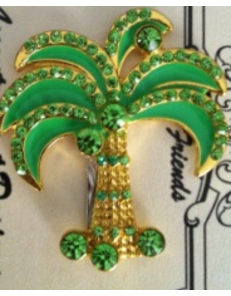 Accoutrement Designs Palm Tree Magnet - large